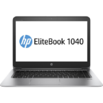 "HP EliteBook 1040 G3 2.6GHz i7-6600U 14"" 2560 x 1440pixels Touchscreen 3G 4G Silver Ultrabook"