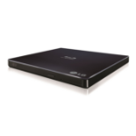 LG BP55EB40 optical disc drive Black Blu-Ray RW