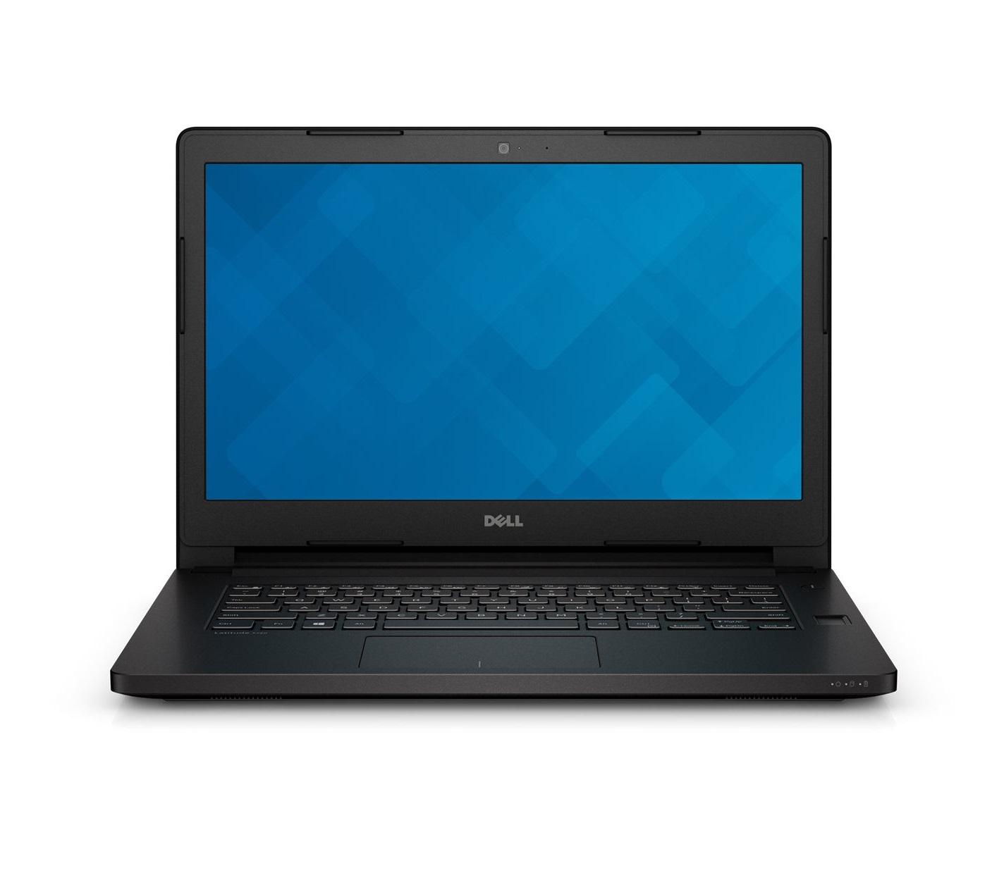 """DELL Latitude 3460 2GHz i3-5005U 14"""" 1366 x 768pixels Black"""