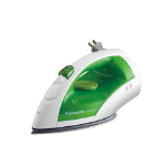 Panasonic NIE250TR iron Dry & Steam iron Stainless steel soleplate Green,White 1200 W