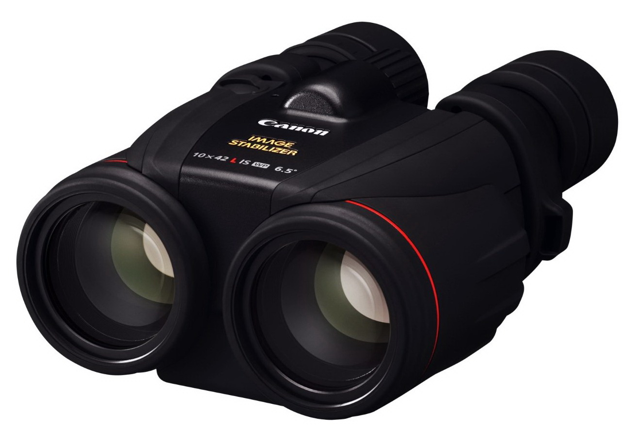 Canon 10 x 42 L IS WP binocular Porro II Black