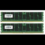 Crucial 64GB Kit (2x32GB) DDR4-2400 64GB DDR4 2400MHz ECC memory module
