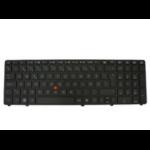 HP 652553-031 English Black