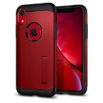 "Spigen Slim Armor mobiele telefoon behuizingen 15,5 cm (6.1"") Hoes Rood"
