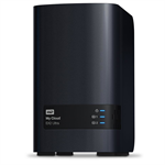 Western Digital My Cloud EX2 Ultra Ethernet LAN Black NAS