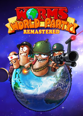 Nexway Worms: World Party Remastered vídeo juego PC Español