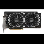 MSI GeForce GTX 1060 Armor 6GB OC