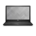 """DELL Vostro 3568 2.5GHz i5-7200U 15.6"""" 1920 x 1080pixels Black Notebook"""