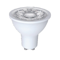 CED 4.5W SMD GU10 440LM GLASS LED LAMP