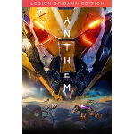 Microsoft Anthem: Legion of Dawn video game Xbox One