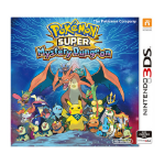 Nintendo Pokémon Super Mystery Dungeon Basic Nintendo 3DS English video game