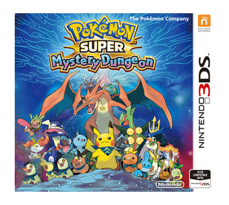 Nintendo Pokémon Super Mystery Dungeon