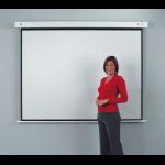 Metroplan RFV240 4:3 White projection screen