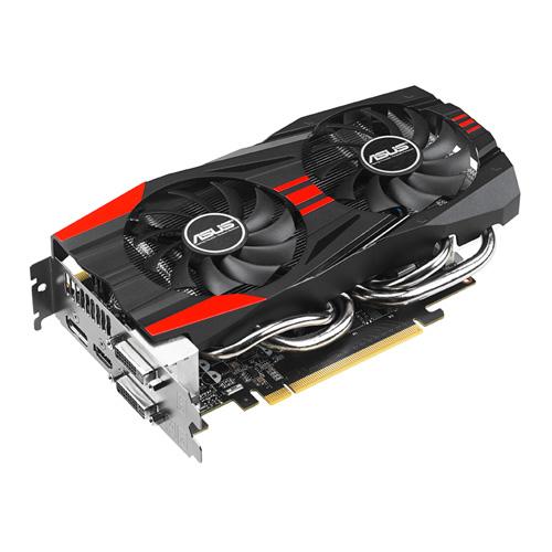 ASUS PCI-E N GeForce GTX 760 DirectCU II OC 2GB