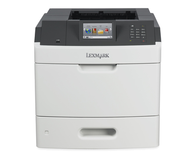 Lexmark MS810de 1200 x 1200DPI A4 Black,Grey