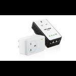 TP-LINK AV500 500Mbit/s Ethernet LAN Wi-Fi White PowerLine network adapter