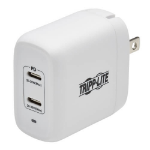Tripp Lite U280-W02-40C2-G mobile device charger White Indoor