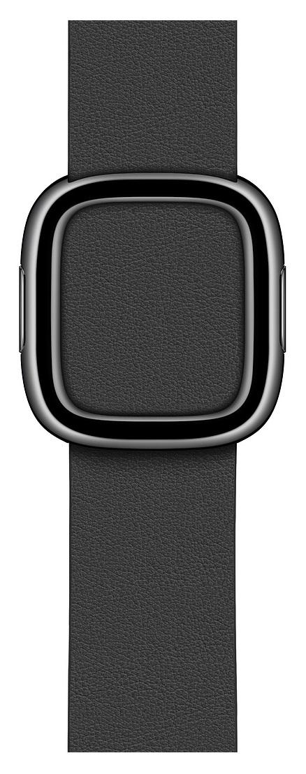 Apple MWRH2ZM/A smartwatch accessory Band Black Leather