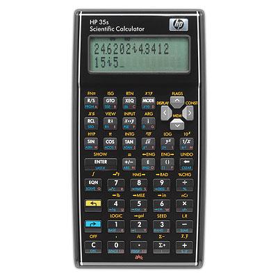 HP 35s Scientific Calculator calculator