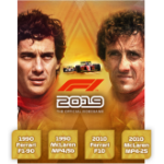 Codemasters F1 2019 Legends Edition Videospiel PC Legendary