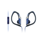 Panasonic RP-HS34ME In-ear Binaural Wired Blue mobile headset