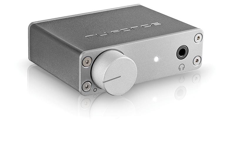 Optoma uDAC5 audio converter Silver