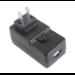 Zebra PWR-WUA5V12W0GB cargador de dispositivo móvil Interior Negro
