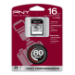 PNY 16GB, SDHC High Performance 16GB SDHC UHS Class 10 memory card