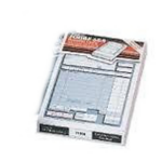 Rexel Twinlock Scribe 855 Sales Receipt 3 Part Refill (75)