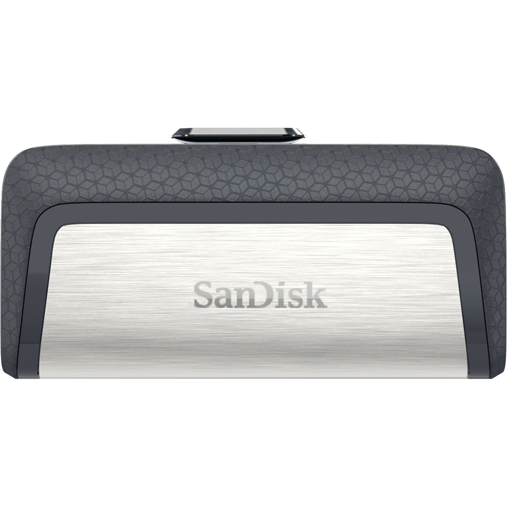 Sandisk Ultra Dual Drive USB Type-C 16 GB 16GB USB 3.0 (3.1 Gen 1) Type-A/Type-C Black,Silver USB flash drive