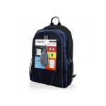 "Approx NBBUNDLE4 15.6"" Backpack Black,Blue"