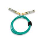 Mellanox Technologies MFA2P10-A010 Glasfaserkabel 10 m SFP28 Türkis