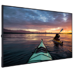 "Vestel PDX75U36/6 signage display 190.5 cm (75"") LED 4K Ultra HD Touchscreen Digital signage flat panel Black"