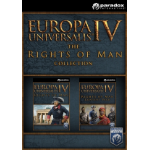 Paradox Interactive Europa Universalis IV: Rights of Man Collection Video Game Downloadable Content (DLC) PC/Mac/Linux