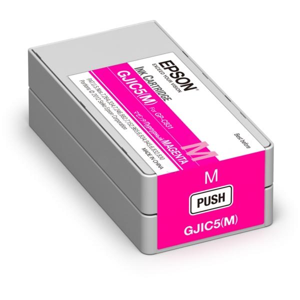 Epson C13S020565 (GJIC5(M)) Ink cartridge magenta, 33ml