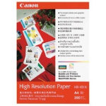 CANON HR101NA450 Paper A4 50CT High Resolution 1033A002