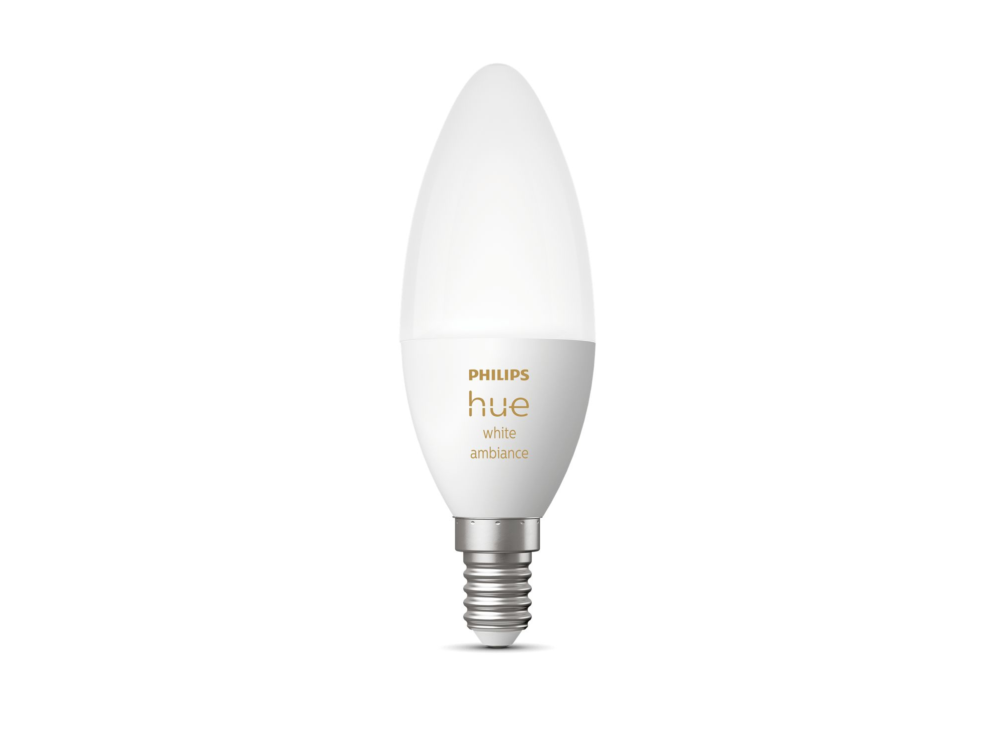 Philips Hue White ambiance Bombilla individual E14