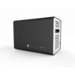 Compulocks ChargeBox Desktop & wall mounted Aluminium Black