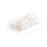 V7 100-Pack RJ45 Plugs for CAT6, CAT5E
