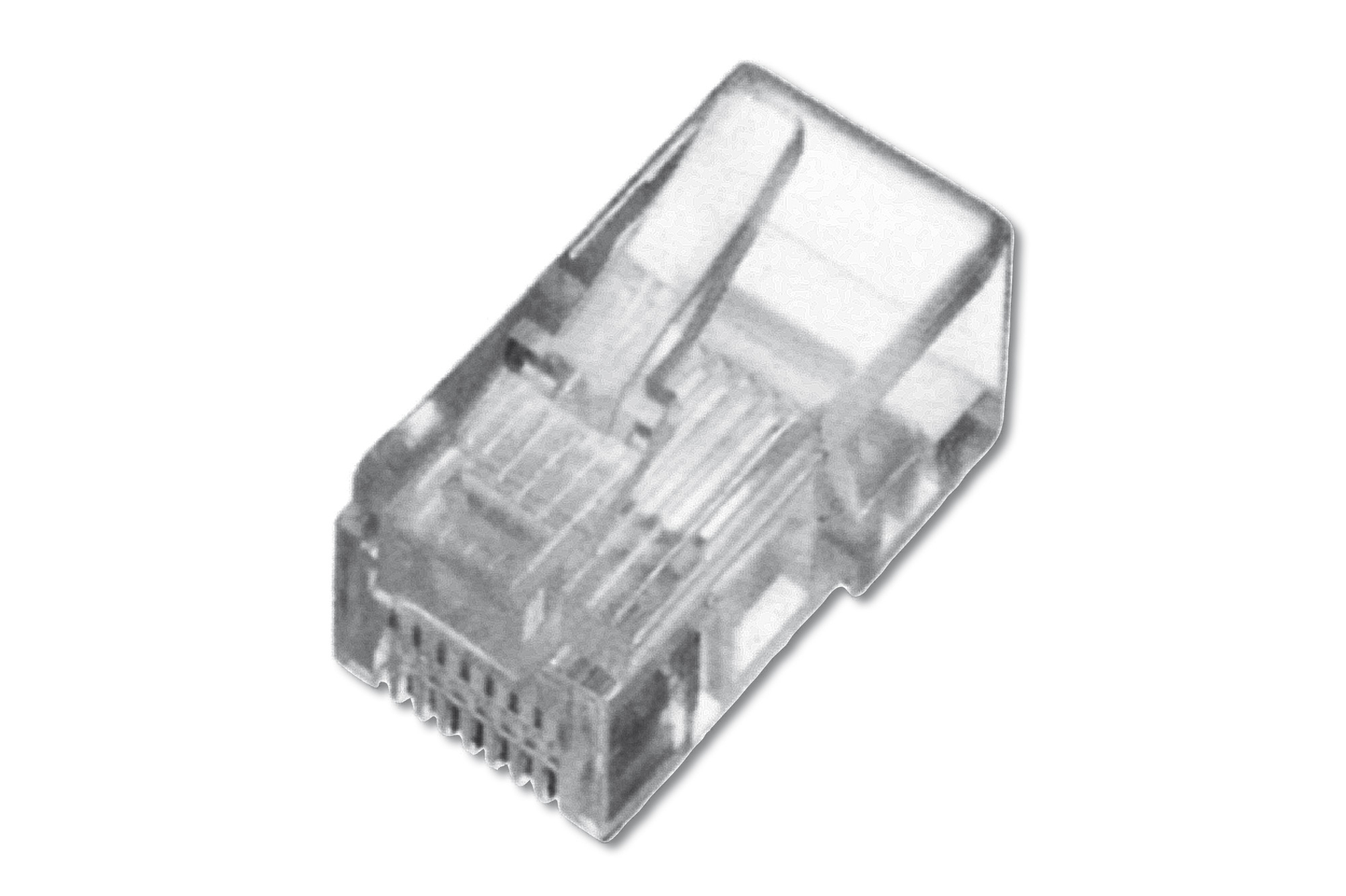ASSMANN Electronic A-MO 8/8 SF kabel-connector RJ-45 8P8C