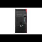 Fujitsu ESPRIMO P758 i3-9100 Desktop 9th gen Intel® Core™ i3 8 GB DDR4-SDRAM 256 GB SSD Windows 10 Pro PC Black