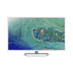 """Acer EB321HQU 80 cm (31.5"""") 2560 x 1440 pixels Quad HD LED Silver"""