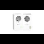 D-Link PowerLine AV2 1000 HD Kit Ethernet LAN White 2 pc(s)
