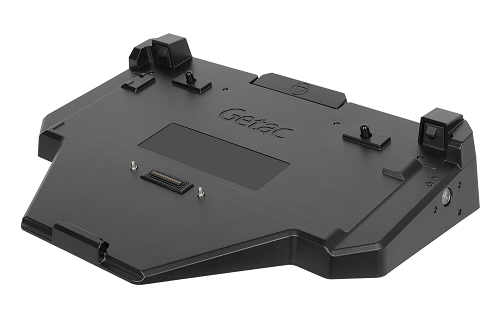 Getac GDOFKZ notebook dock/port replicator Docking Black