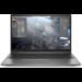 """HP ZBook Firefly 15 G7 Ultraportable 39.6 cm (15.6"""") 1920 x 1080 pixels 10th gen Intel® Core™ i7 16 GB LPDDR2-SDRAM 512 GB SSD NVIDIA Quadro P520 Wi-Fi 6 (802.11ax) Windows 10 Pro Silver"""