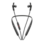 Jabra Evolve 65e MS & Link 370 mobile headset Binaural Neck-band Black