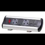 PowerData Technologies 4 x UK individually fused sockets only