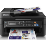 Epson WorkForce WF-2630WF Inkjet A4 Wi-Fi Black