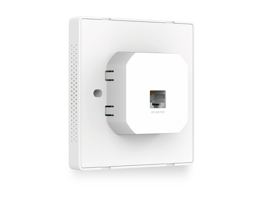 TP-LINK EAP115-WALL 300Mbit/s Power over Ethernet (PoE) White WLAN access point