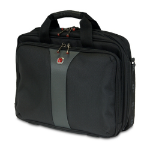 "Wenger/SwissGear Legacy notebook case 15.6"" Briefcase Black"